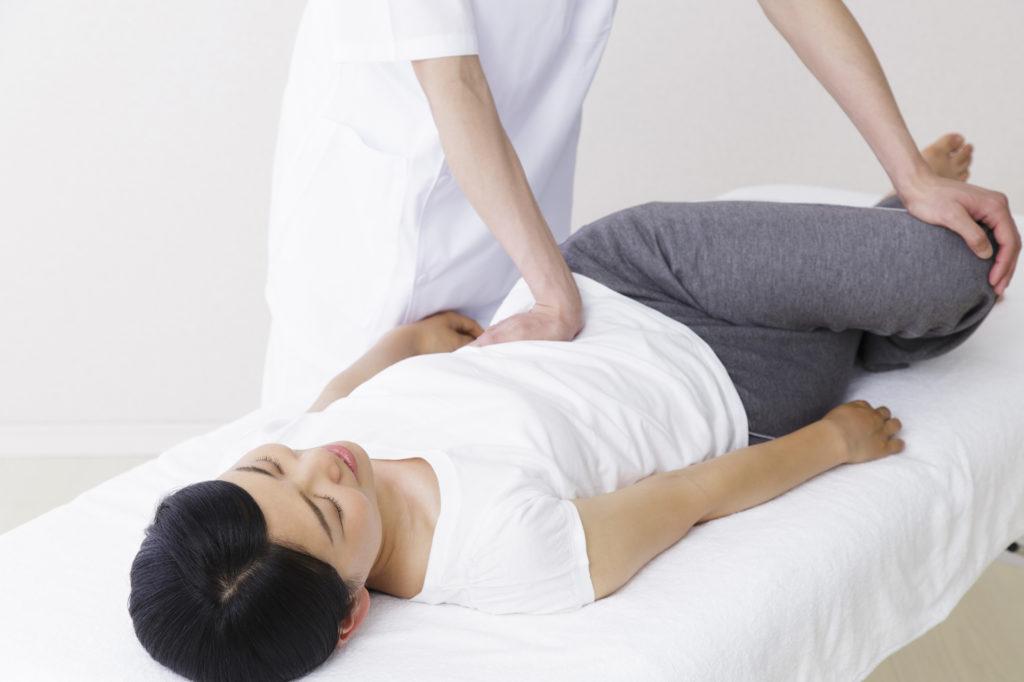 骨盤矯正は血流もよくしてむくみや冷え性防止