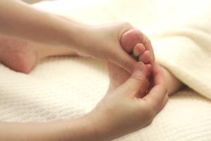 足つぼで体の不調を改善